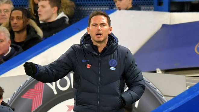 Lampard lost control of Chelsea