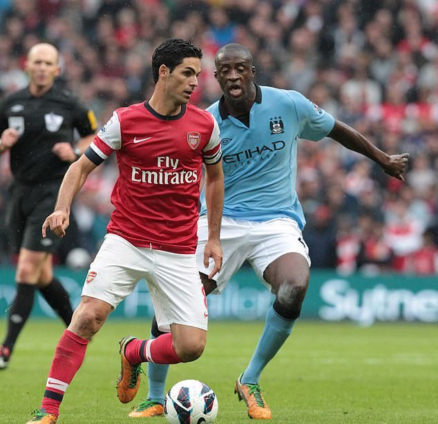 Coach Guardiola is ready to cede Arteta assistant to Arsenal