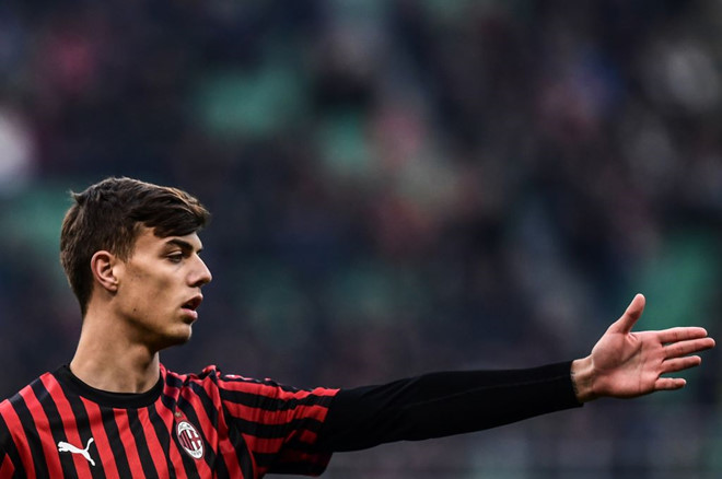 Daniel Maldini: The third generation of Maldini in AC Milan