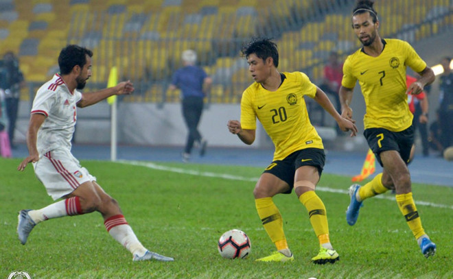 Postponed UAE match against Malaysia in World Cup qualifier 2022 by Covid-19