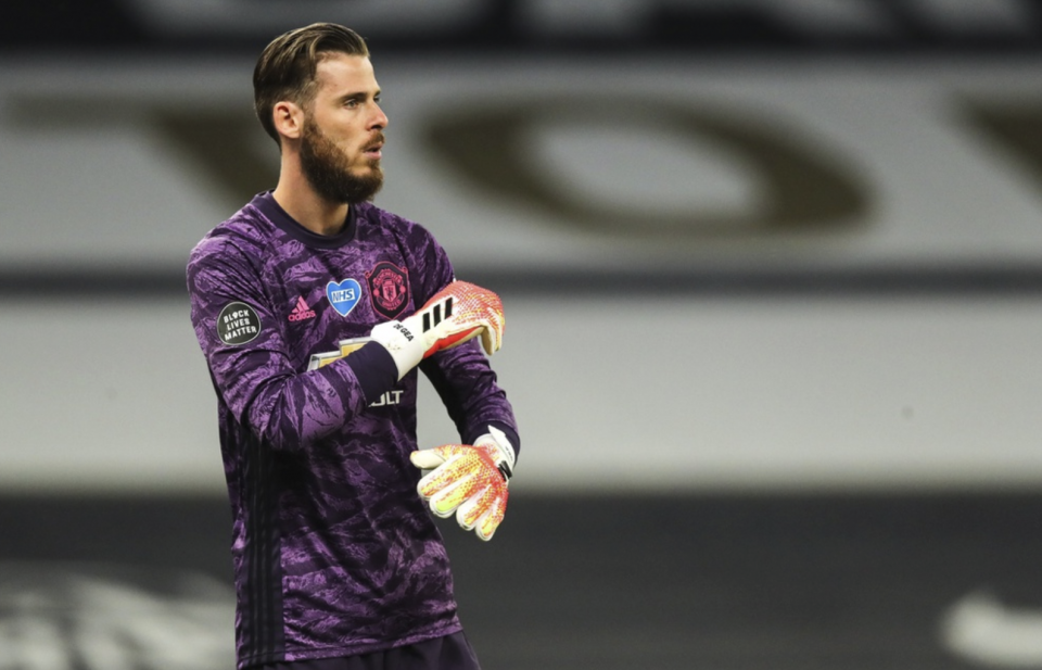 De Gea lost confidence and number one position at Man United