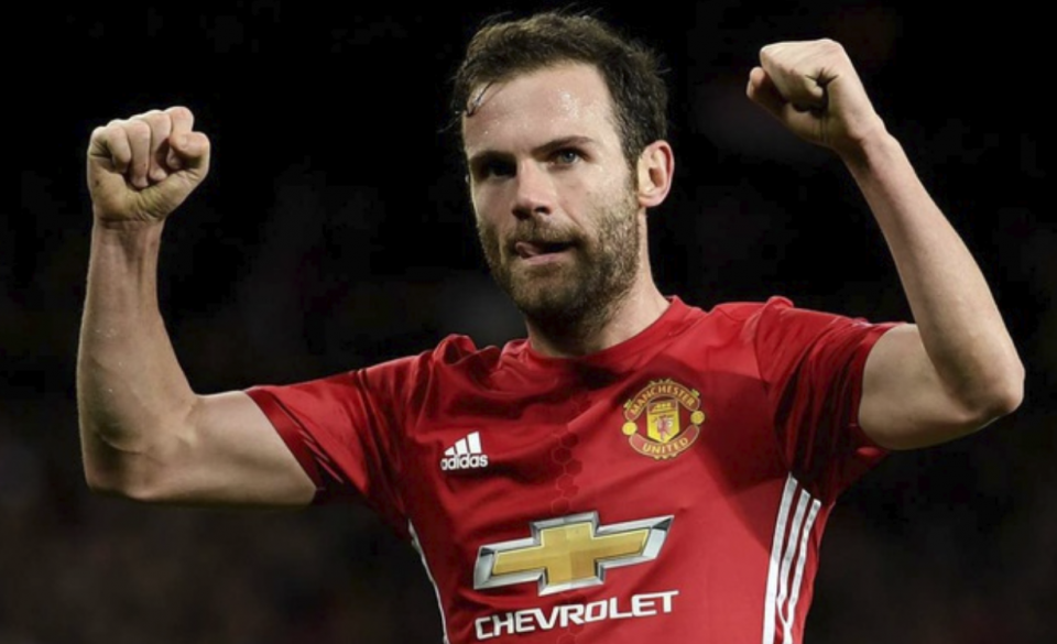 Mata is ready to leave Man Utd after more than 6 years